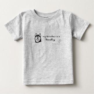 HuskyBlkBrother Tshirts