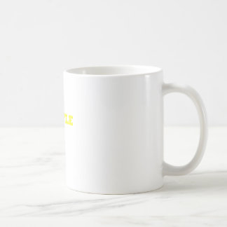 Hustle Basic White Mug