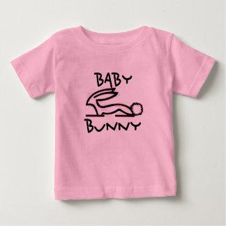 Hustle Bunny Clothing's Baby Bunny/pink T-shirt