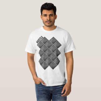 Hustle Geometric T-Shirt