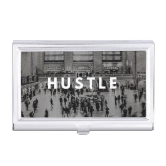 Hustle Grand Central Business Cardholder Business Card Holder