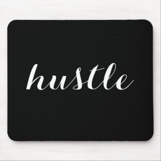 Hustle Mousepad