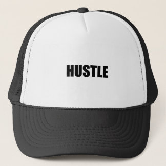 Hustle Trucker Hat