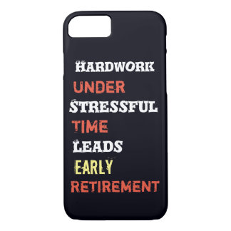 HUSTLER iPhone 7 cover