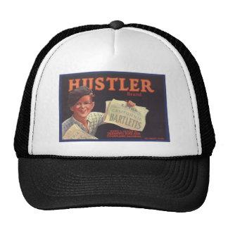 Hustler Pears Mesh Hats