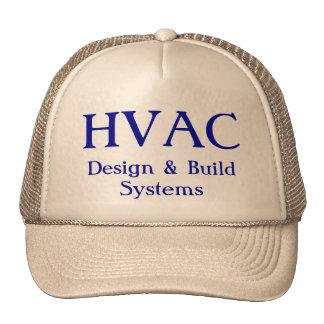 HVAC, Design & Build Systems Cap