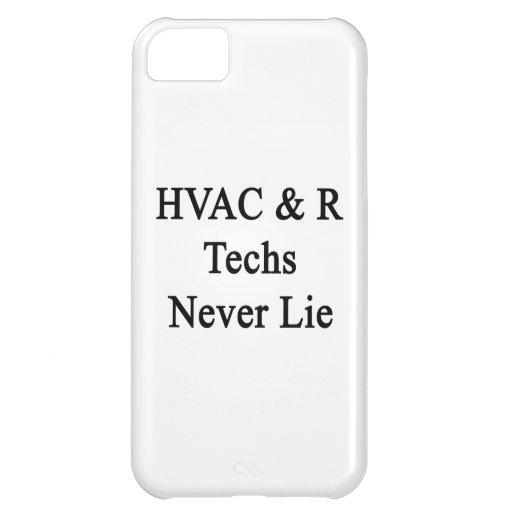 HVAC & R Techs Never Lie iPhone 5C Covers