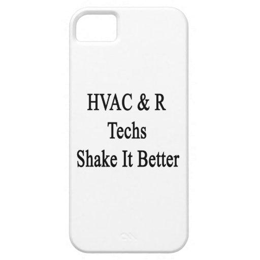 HVAC R Techs Shake It Better iPhone 5 Case
