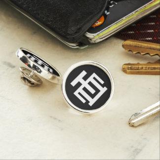 HWE MU DUA | Symbol of Examination Quality Control Lapel Pin