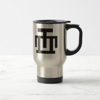 HWE MU DUA | Symbol of Examination Quality Control Travel Mug