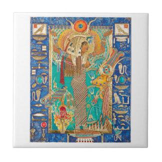 Hwt-Her (Hathor), Ceramic Tile