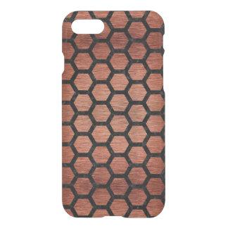 HXG2 BK MARBLE COPPER (R) iPhone 7 CASE