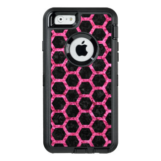 HXG2 BK-PK MARBLE OtterBox iPhone 6/6S CASE