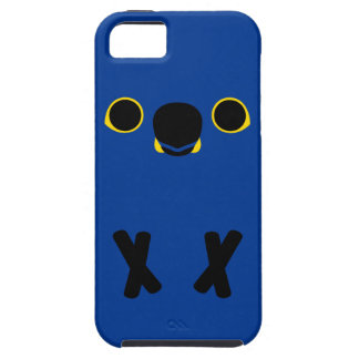 Hyacinth Macaw Case For The iPhone 5
