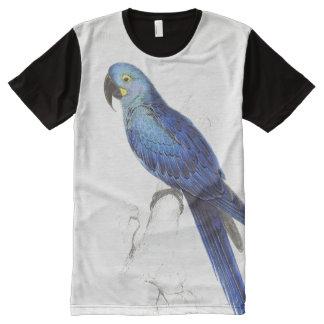 Hyacinth Macaw Parrot Bird Animal T-Shirt