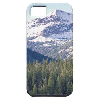Hyalite Peaks Bozeman, Montana iPhone 5 Cover