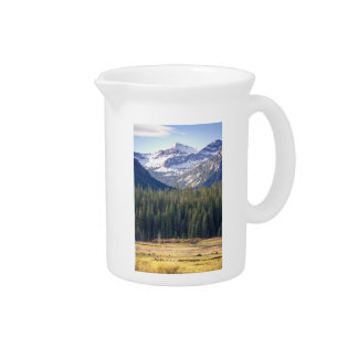 Hyalite Peaks Bozeman, Montana Pitchers