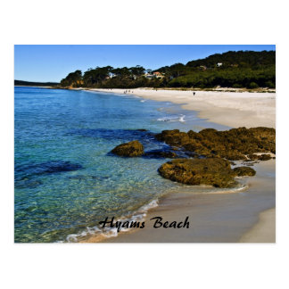 Hyams Beach 17, Hyams Beach Postcard