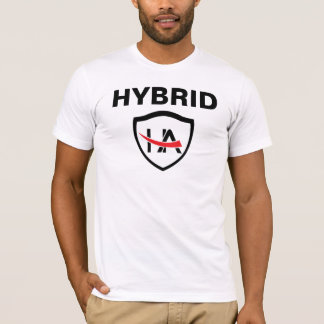 Hybrid Athlete - Shield T-Shirt
