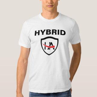 Hybrid Athlete - Shield Tshirt