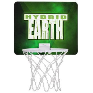 Hybrid Earth Basketball Hoop