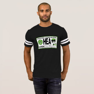 Hybrid Earth HEA Badge TShirt