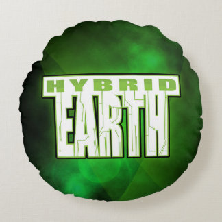 Hybrid Earth Pillow - Round