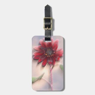 Hybrid sunflower blowing in the wind bag tags