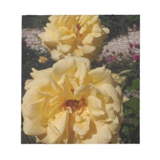 Hybrid Tea Rose Landora Memo Notepad