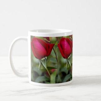 Hybrid Tea Rose Roses Coffee Mug