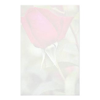Hybrid Tea Rose Roses Stationery Design
