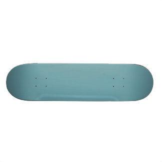 Hydrangea Blue in an English Country Garden Skateboard