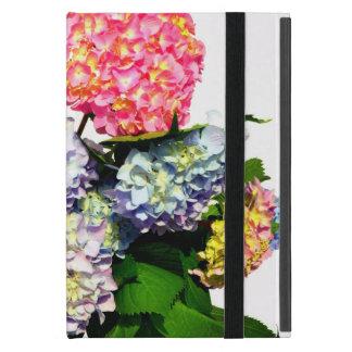 Hydrangea Bouquet Cover For iPad Mini
