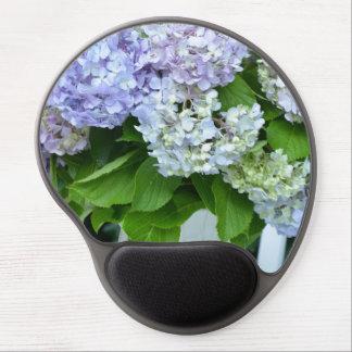 Hydrangea Bouquet Gel Mousepads