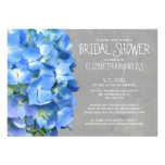 Hydrangea Bridal Shower Invitations Invites