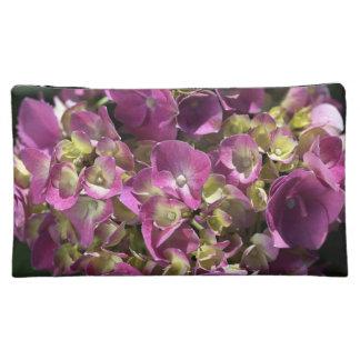 Hydrangea Delight Cosmetic Bag