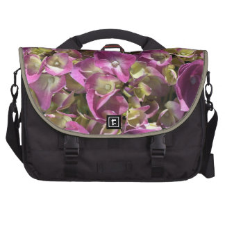 Hydrangea DelightCommuter Bag Laptop Bags