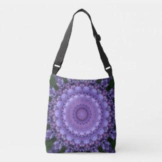 Hydrangea Dream Crossbody Bag