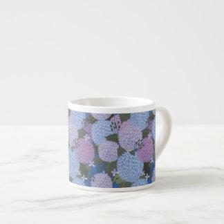 Hydrangea Espresso Cup