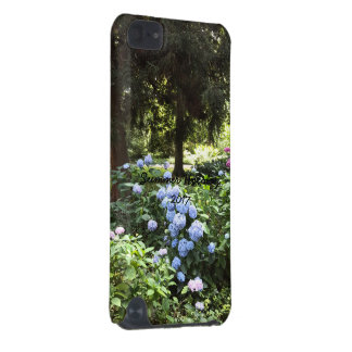 Hydrangea Floral Trees Nature Photography iPod Touch (5th Generation) Case