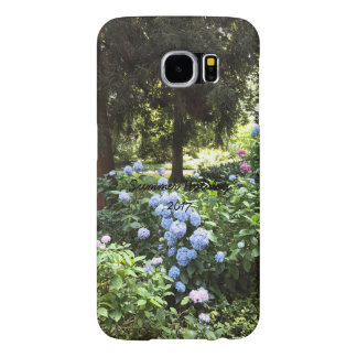 Hydrangea Floral Trees Nature Photography Samsung Galaxy S6 Cases