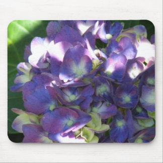 Hydrangea Flower Mouse Pad