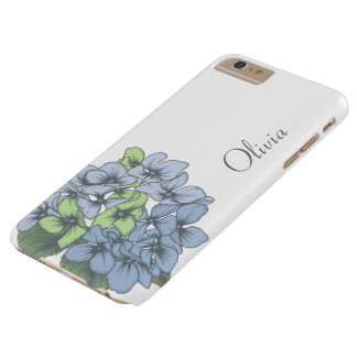 Hydrangea Flowers iPhone / iPad case