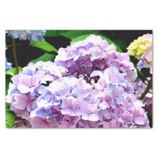 Hydrangea Garden Tissue Paper