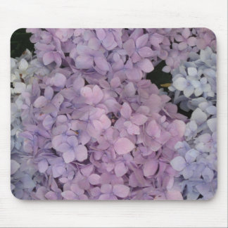 Hydrangea Mouse Pads