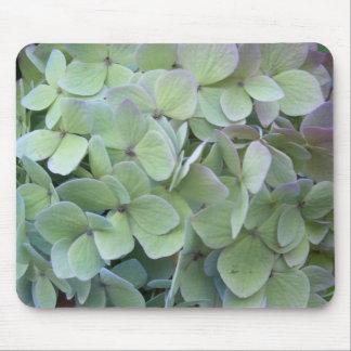 Hydrangea Mouse Pad