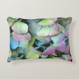 HYDRANGEA  Multi-colour petals --- Decorative Cushion