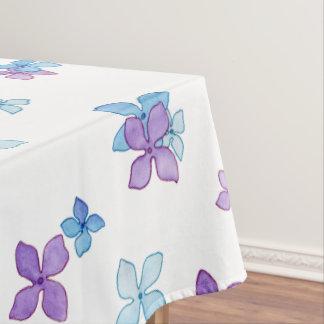 Hydrangea Petals - LG Tablecloth