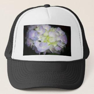 hydrangea trucker hat
