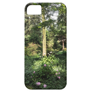 Hydrangea Wood Trees Nature Photography iPhone 5 Cases